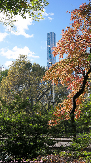 New York_Central Park_Herbststimmung