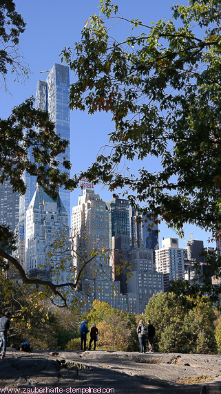 New York_Central Park_Skyline